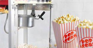 Lej hurtig Popcornmaskine
