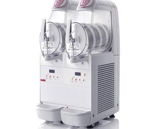 Kombineret Softice, Slushice og Milkshakemaskine (Bordmodel).